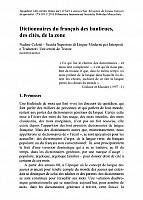 celotti-dictionnaire-francais-des-banlieues-2011-001.png: 480x671, 60k (15 octobre 2011 à 23h10)